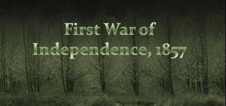 war of independence 1857