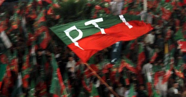 Pakistan-Tehreek-e-Insaf-PTI