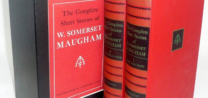 The Complete Short Stories of W. Somerset Maugham